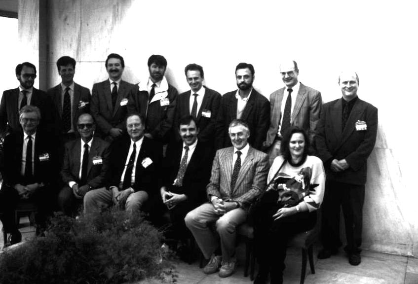 FECAVA fonders year 1990