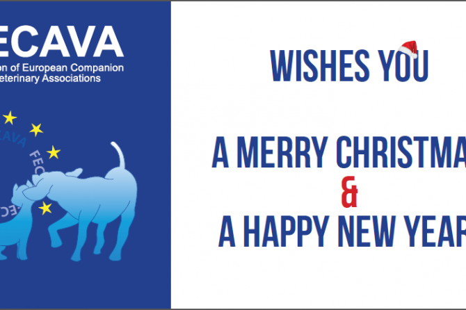 Happy New Year from FECAVA!