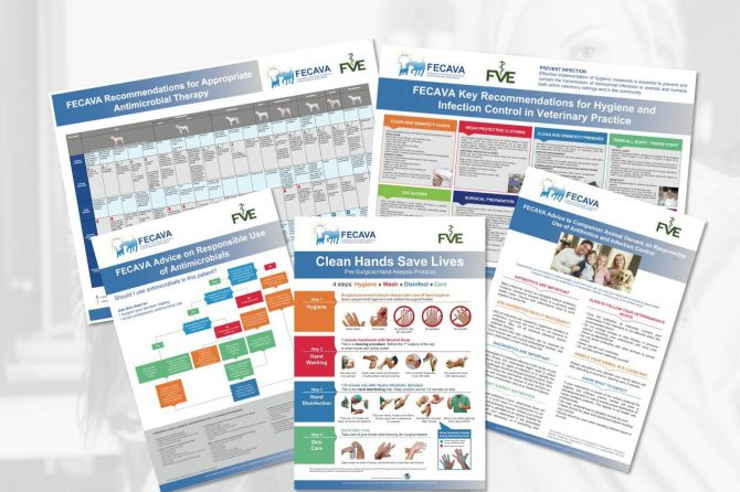 New practice posters for companion animal vets