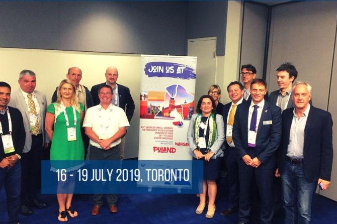 WSAVA World Congress 2019