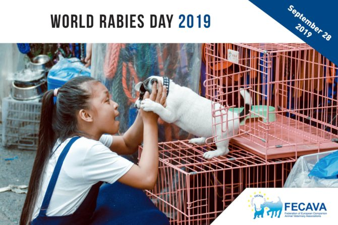 World Rabies Day 2019 – Rabies: Vaccinate to Eliminate
