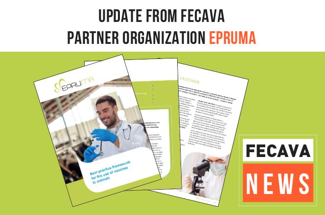 Update from FECAVA partner organization EPRUMA