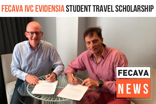 IVC Evidensia Sponsors FECAVA Student Travel Scholarship