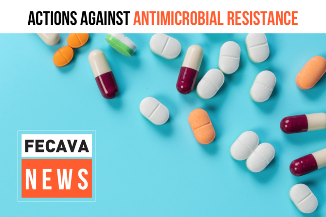 Actions against antimicrobial resistance