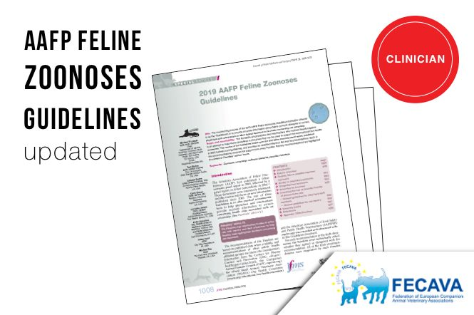 Updated AAFP Feline Zoonoses Guidelines