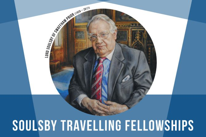The Soulsby Foundation and Travelling Fellowships