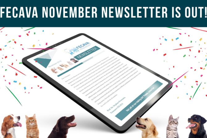 Newsletter October 2019: One Health: Zoonoses, AMR, Food Safety
