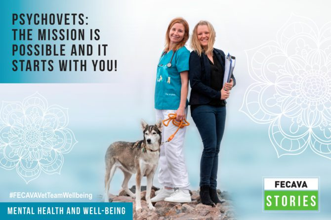 Psychovets: The Mission is Possible and it Starts with You!