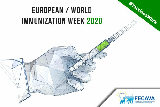 World Immunization Week: as much for small companion animals as people