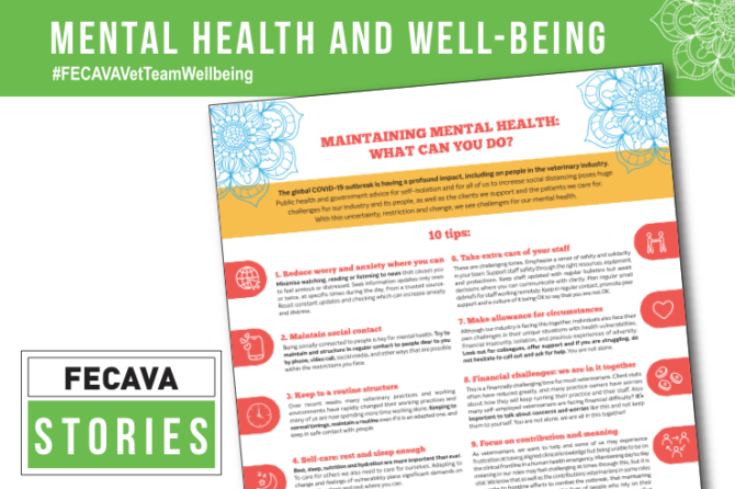Maintaining Mental Health. What Can You Do?