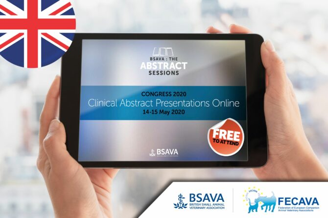 BSAVA Clinical Abstract Sessions for Free