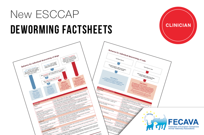 New ESCCAP Deworming Factsheets