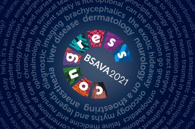 BSAVA Virtual Congress 2021 program is live!