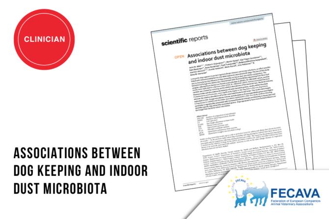 Association Between Dog Keeping and Indoor Dust Microbiota