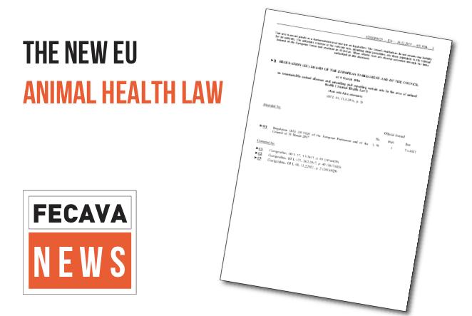 New EU Animal Health Law
