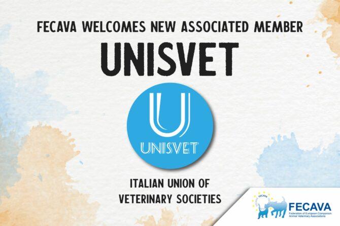 FECAVA welcomes Unisvet as a new Associate Member